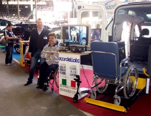Fiera di San Donà, Mostra dispositivi guida e trasporto disabili