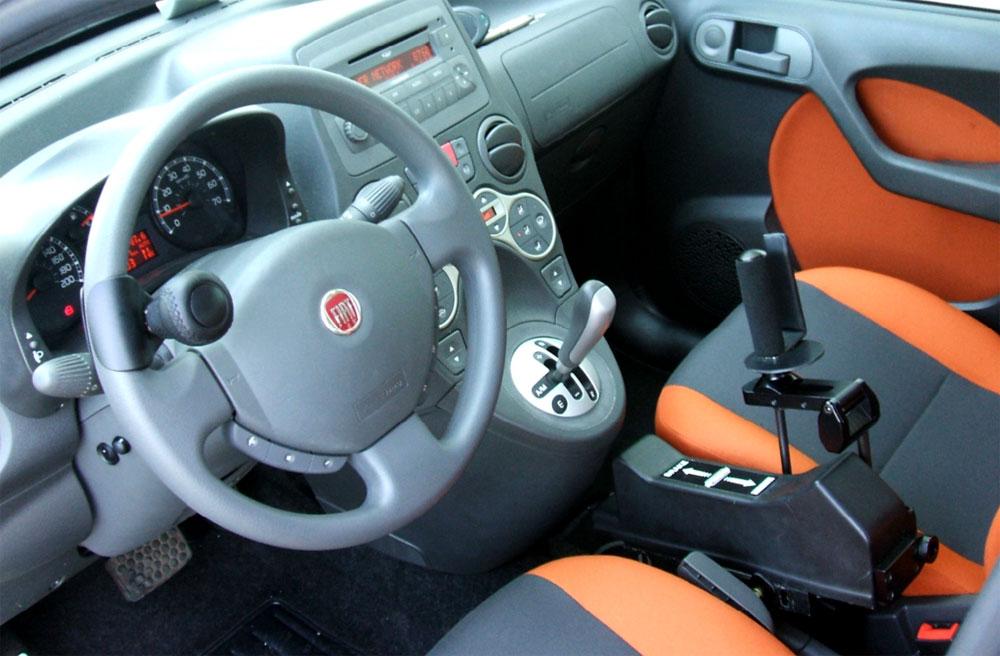 Caso di focomelia, soluzione su Fiat 500 con cambio automatico