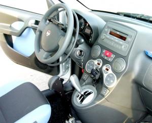 Caso di distrofia muscolare, soluzione su Lancia Musa con cambio automatico