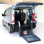 Random image: Fiat Scudo - Pedana elettro idraulica posteriore