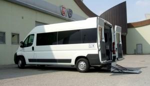 Fiat Ducato Flex Floor - Pedana esterna