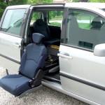 Random image: Fiat Ulysse - Sedile posteriore girevole estraibile elettrico