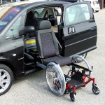 Random image: Peugeot 1007 - Sedile di guida girevole estraibile elettrico