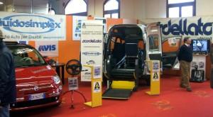 Fiera di Santa Lucia, Mostra dispositivi guida e trasporto disabili